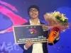 Hotboy Hà Nội giành được căn hộ 2 tỷ trong Người giấu mặt