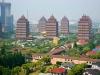 'Mục sở thị' ngôi làng giàu có xếp cọc tiền cao 2m trả cho dân