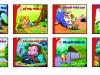 Khám phá 12 con giáp – bộ sách Tết dành cho bé