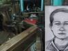 Vẽ chân dung nghi phạm vụ nổ đài cassette, 1 người chết