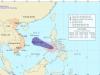 Đầu năm đã xuất hiện áp thấp nhiệt đới gần Biển Đông