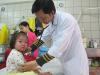 70.000 trẻ ở Hà Nội đang có nguy cơ mắc sởi