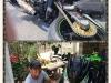Kawasaki Z1000 đầu tiên tử nạn tại Việt Nam