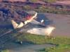 Nhân chứng ở Việt Nam nhìn thấy máy bay Malaysia cháy rơi xuống biển