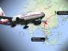 Hệ thống máy tính MH370 có thể bị đột nhập để đổi hướng