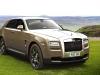 Rolls-Royce SUV : Thiết kế không phải chuyện dễ
