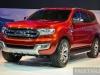 Ford Everest lộ diện phiên bản mới : Ngầu hơn, mạnh hơn