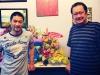 Johnny Trí Nguyễn lần đầu đến thăm Chánh Tín sau khi bị tố 'vô ơn'