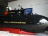 Tàu ngầm Trường Sa chạy thử 50km trên biển
