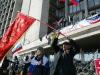 Người biểu tình Ukraine đề nghị Nga tham gia gìn giữ hòa bình