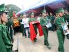 Vụ người Trung Quốc xả súng ở cửa khẩu: Hai liệt sĩ được nâng quân hàm