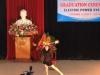 Nữ sinh ĐH Điện lực nhảy sexy trong lễ tốt nghiệp