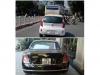 Siêu xe Bentley tiền tỷ và KIA Morning bình dân cùng biển 29A-999.99