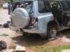 Ô tô nổ lốp, 6 cán bộ Bộ Công an thương vong trên đường lên Điện Biên