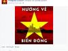 Cộng đồng mạng đồng loạt thay Avatar, sục sôi ý chí 'Hướng về biển Đông'