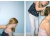 Bộ ảnh mẹ chụp cùng con gái bị Down gây xúc động