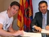 Messi chính thức châm ngòi cuộc đua về lương với Ronaldo
