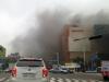 Hàn Quốc: Cháy nhà chờ xe bus, 34 người thương vong