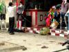 Bảo vệ siêu thị đâm chết tài xế taxi bằng dao gọt hoa quả