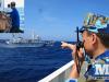 Câu chuyện cảm động về chiến sỹ Cảnh sát biển nơi biển Đông dậy sóng