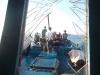 Tàu Trung Quốc phun vòi rồng, ném đá tàu ngư dân Việt Nam