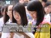 Đáp án đề thi tốt nghiệp THPT môn Ngữ Văn năm 2014 (đang cập nhật)