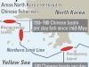 Hàn Quốc tố Triều Tiên bán quyền đánh bắt cá cho Trung Quốc