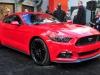 Ford Mustang 2015 tăng cân lên khá nhiều