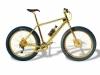 Xe đạp xa xỉ nhất thế giới : Bọc vàng 24K