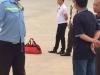 Phát hoảng hành khách dọa mang bom lên máy bay