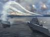Cận cảnh chiến hạm tàng hình 3,5 tỷ USD của Hải quân Mỹ