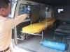 """Hà Nội: Giả xe cấp cứu 115, chở """"lậu"""" bệnh nhân"""