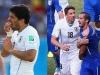 Suarez 'muối mặt' xin lỗi Chiellini  trên Twitter để được sang Barcelona?