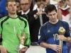 Chủ tịch FIFA ngạc nhiên vì Messi nhận Quả bóng vàng World Cup 2014