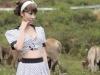 Đàn bò ngơ ngẩn trước sắc đẹp sexy của người đẹp Lê Kiều Như