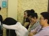 Vợ mới cưới của cầu thủ Ninh Bình rơi lệ trong phiên xử