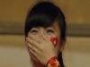 Nữ CĐV U19 Việt Nam khóc nức nở khi cúp vô địch được trao cho Nhật Bản