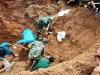 Phát hiện một hố chôn tập thể cán bộ chiến sĩ hy sinh năm 1969