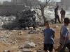 'Sào huyệt' IS tan hoang, đổ nát sau các cuộc không kích