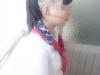 Nữ sinh với kiểu tóc lạ xôn xao cộng đồng mạng