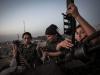 Cuộc sống giữa 'mưa bom đạn' của đội nữ binh xinh đẹp Kurd