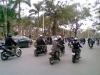 TP.HCM: Nữ y tá phóng xe đuổi cướp