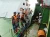Lời khai của 18 thuyền viên VN trên tàu Sunrise 689 không thống nhất