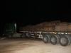 21 xe quá tải chở gỗ từ Lào về bị bắt giữ