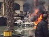 Chiến đấu cơ Trung Quốc đâm vào tòa nhà ở Tứ Xuyên