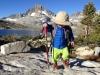 Bé hai tuổi đi bộ du lịch qua 40 bang nước Mỹ