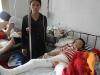 Bé trai bỏng nặng sau hình phạt 'đốt rơm': người cha bị 'thần kinh tái phát'
