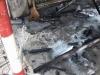 Hỏa hoạn tại cửa hàng sửa xe, chủ tiệm bị bỏng nặng