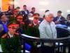 Phúc thẩm 'bầu' Kiên: 'Bầu' Kiên 'định giữ lại 9 quả phạt đền'