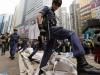 Lãnh đạo Hong Kong tuyên bố biểu tình chấm dứt